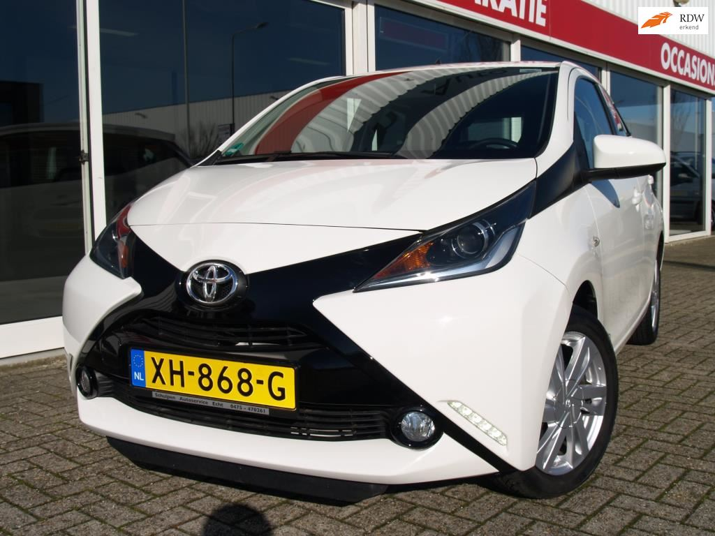 Toyota Aygo occasion - Schulpen Autoservice