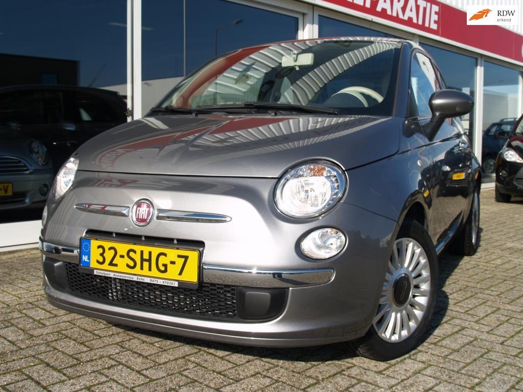 Fiat 500 occasion - Schulpen Autoservice