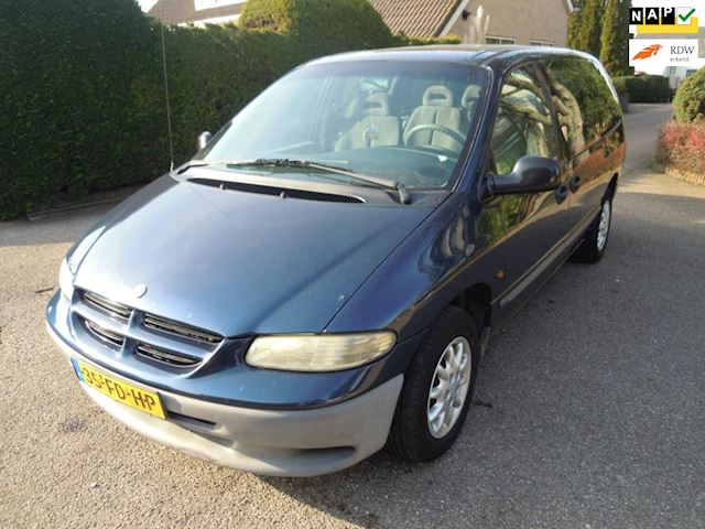Chrysler Grand Voyager 2.4i SE 7p.