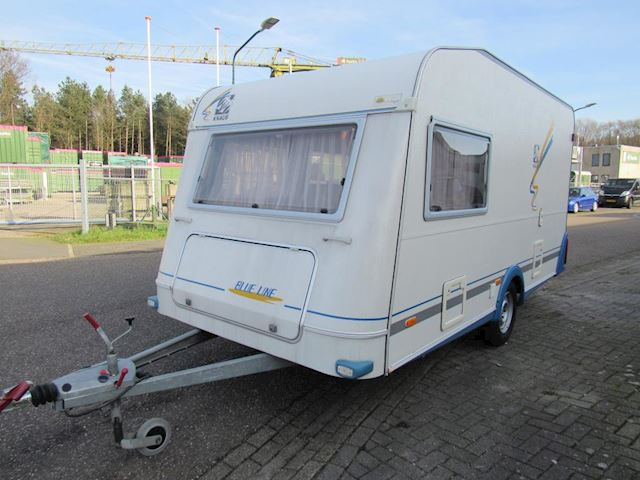 Knaus Blue Line 401 Bj1999 stapelbed voortent