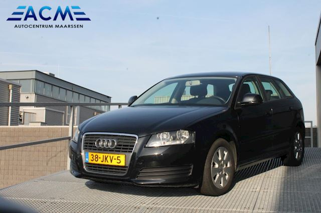 Audi A3 Sportback 1.4 TFSI Attraction Pro Line Automaat / Clima/ Navi/ Cruise