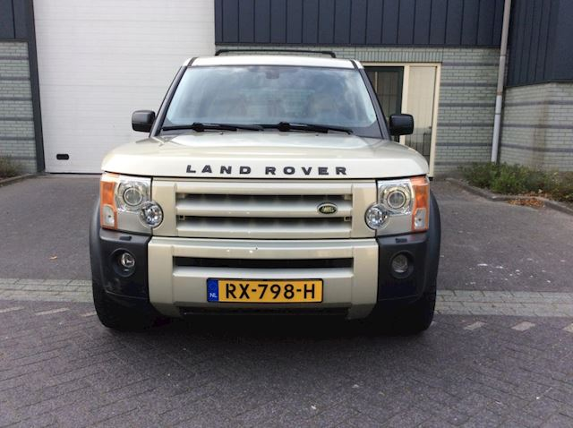 Land Rover Discovery 2.7 TdV6 HSE Trekhaak/Xenon/Navi/Luchtvering