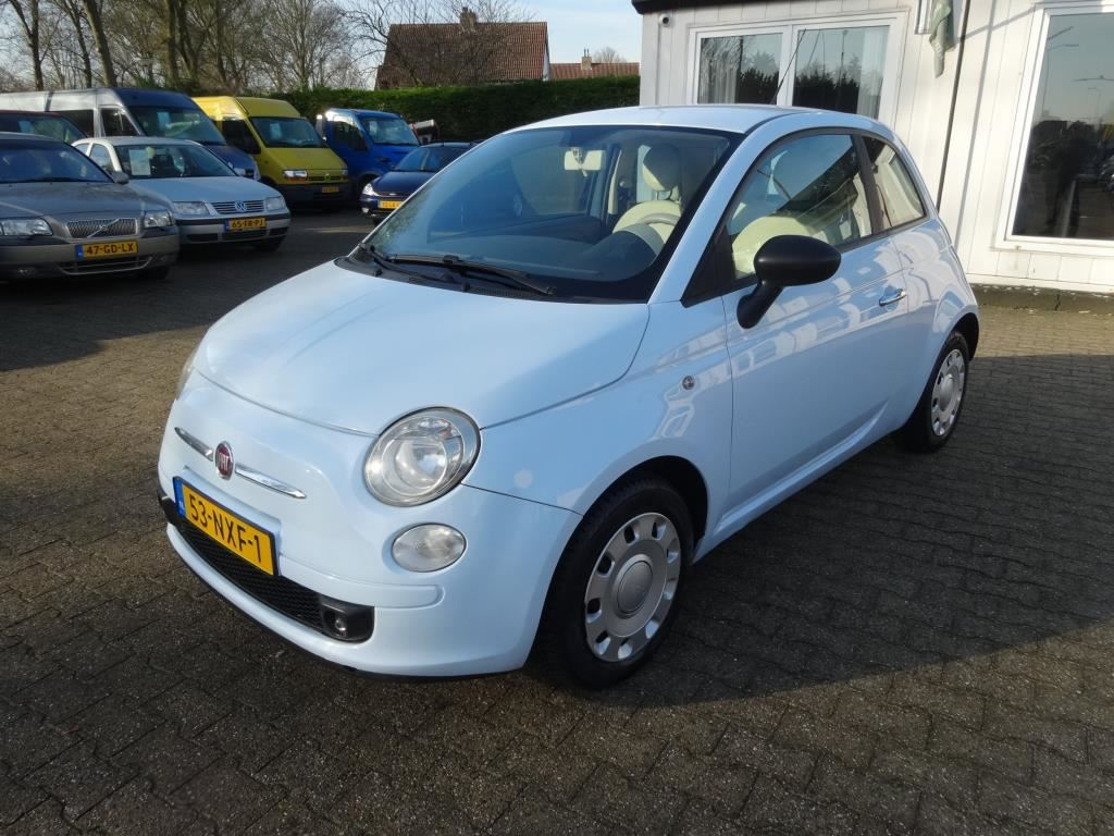 Fiat 500 occasion - Handelsonderneming M.A.C.