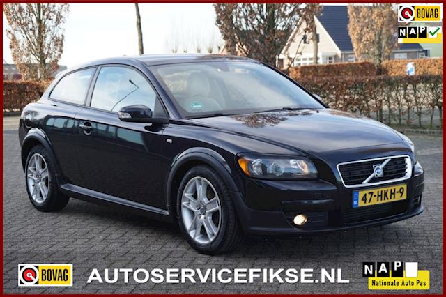 Volvo C30 1.6D DRIVe Sport 17 INCH LM LEER CRUISE CLIMA MISTLAMPEN