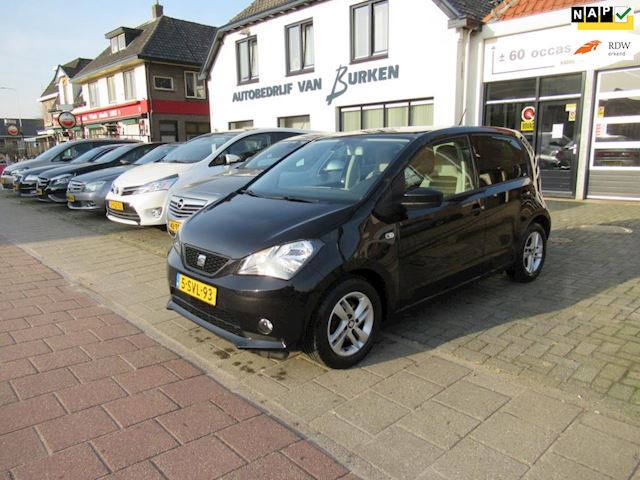 Seat Mii 1.0 Chill Out 83.000 KM, Airco, L.M.Velgen, ABS, Start/stop systeem