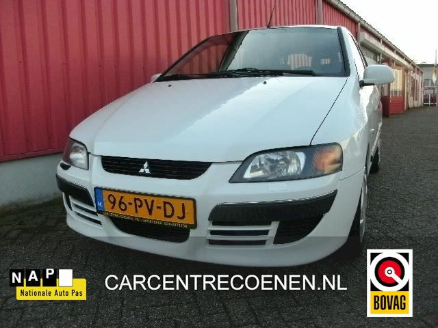 Mitsubishi Space Star 1.6 Instyle Avance Automaat / Airco