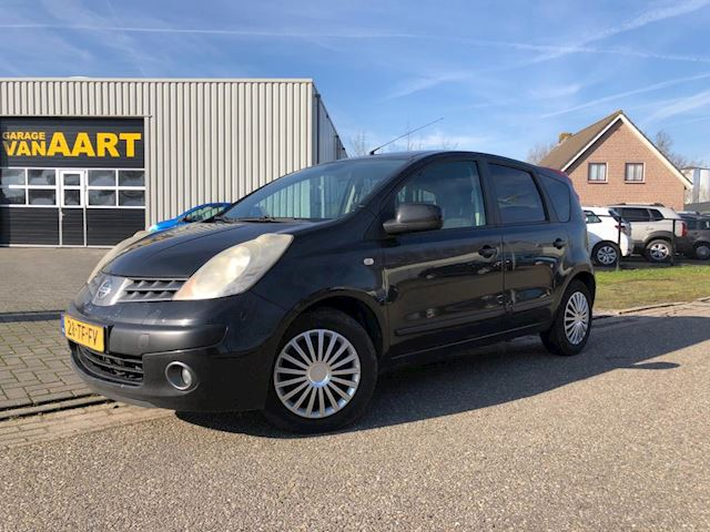 Nissan Note 1.5 dCi Tekna /CLIMATE/NAP/