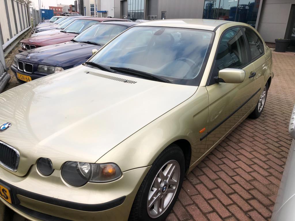 BMW 3-serie Compact occasion - Auto Molenaar
