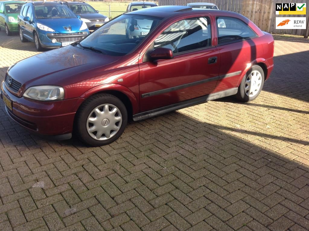 Opel Astra occasion - DT Auto's