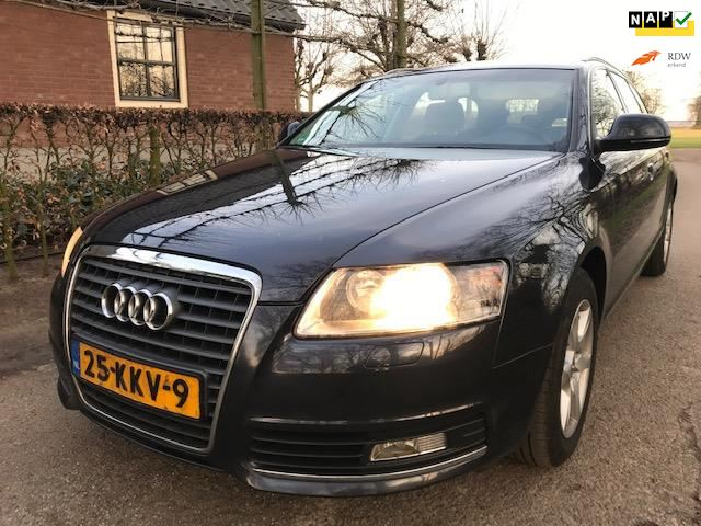 Audi A6 Avant occasion - Henk CuppenAuto's