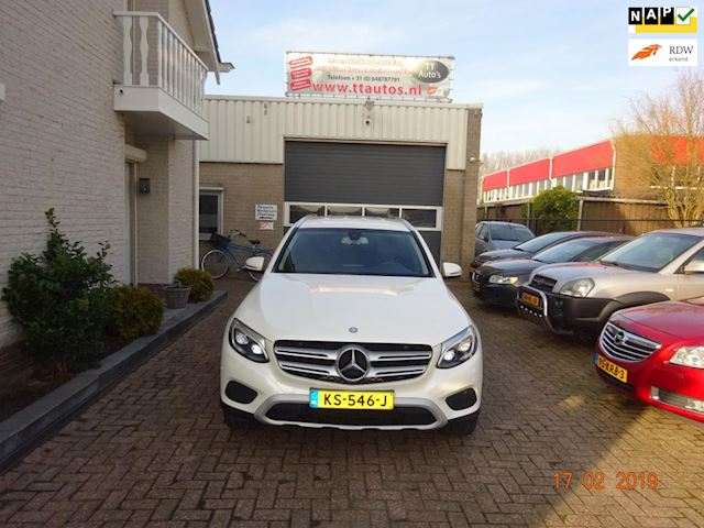 Mercedes-Benz GLC-klasse 350e 4MATIC Ambition hybride