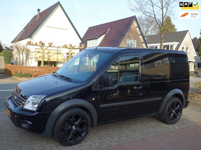 Ford Transit Connect T200S 1.8 TDCi Trend BLACK EDITION 103.000 KM dealer onderhouden.
