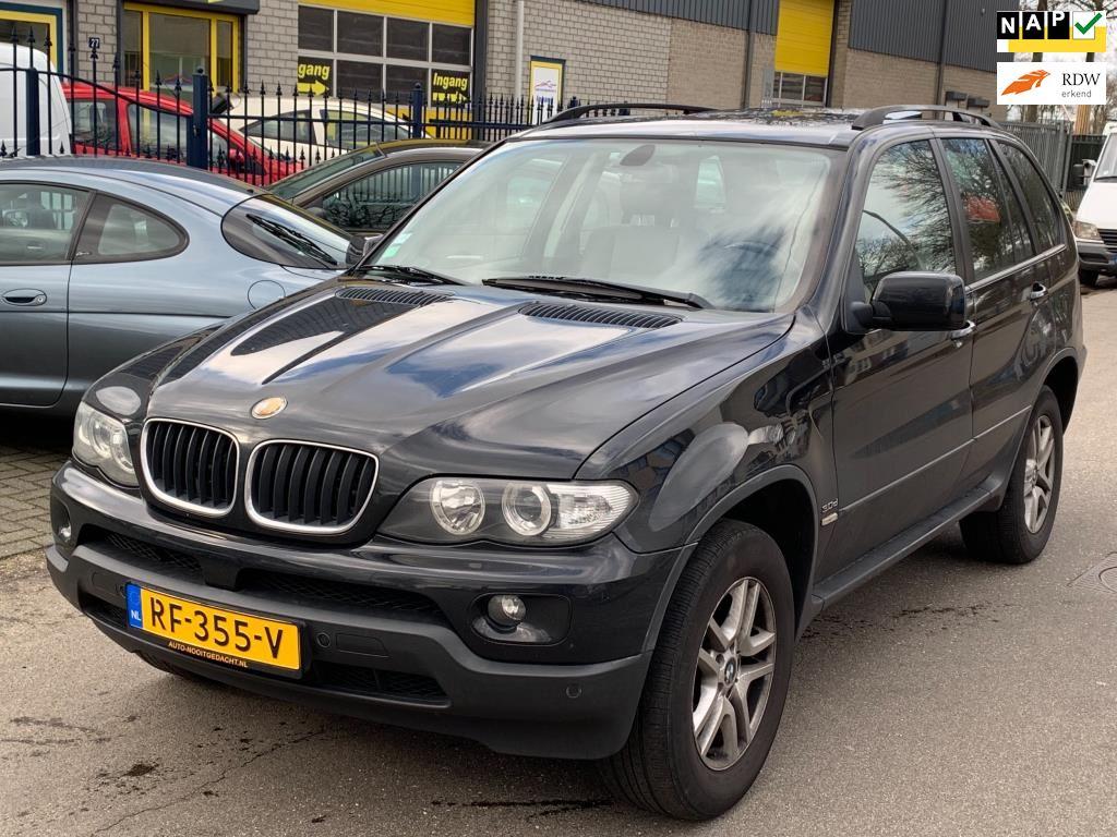 BMW X5 occasion - Garage Nooit Gedacht
