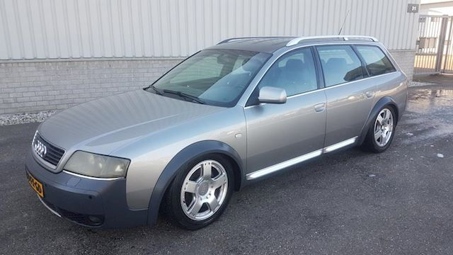 Audi Allroad quattro 2.5 V6 TDI VOOR LOOP OF SLOOP