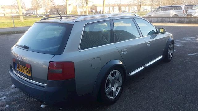 Audi Allroad quattro 2.5 V6 TDI VOOR LOOP OF SLOOP !!!!!