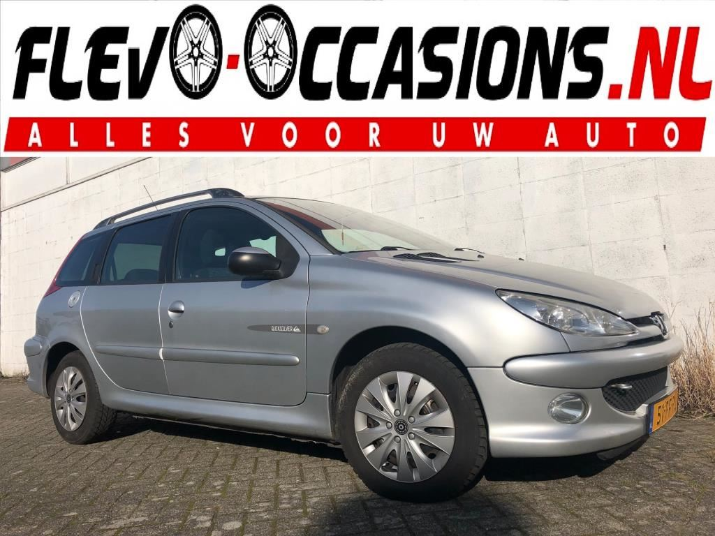 Peugeot 206 SW occasion - Flevo Occasions