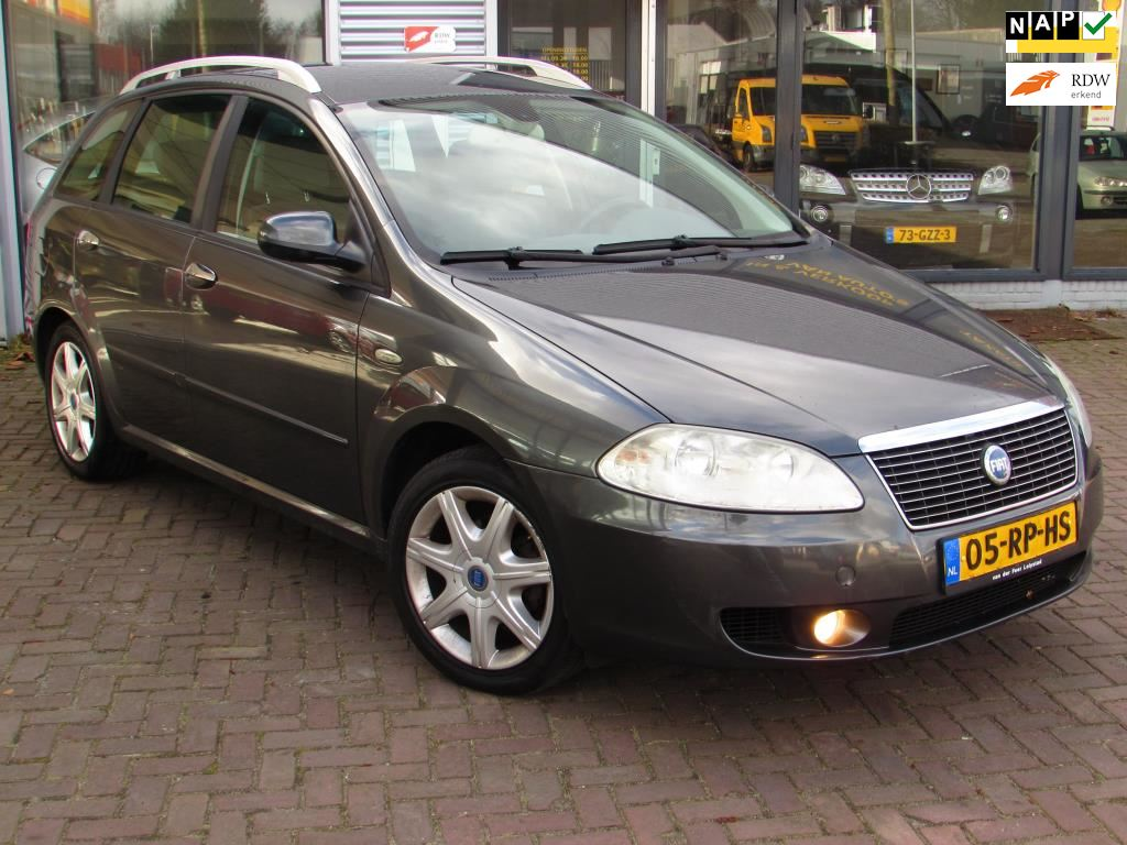 Fiat Croma occasion - D&M Cars