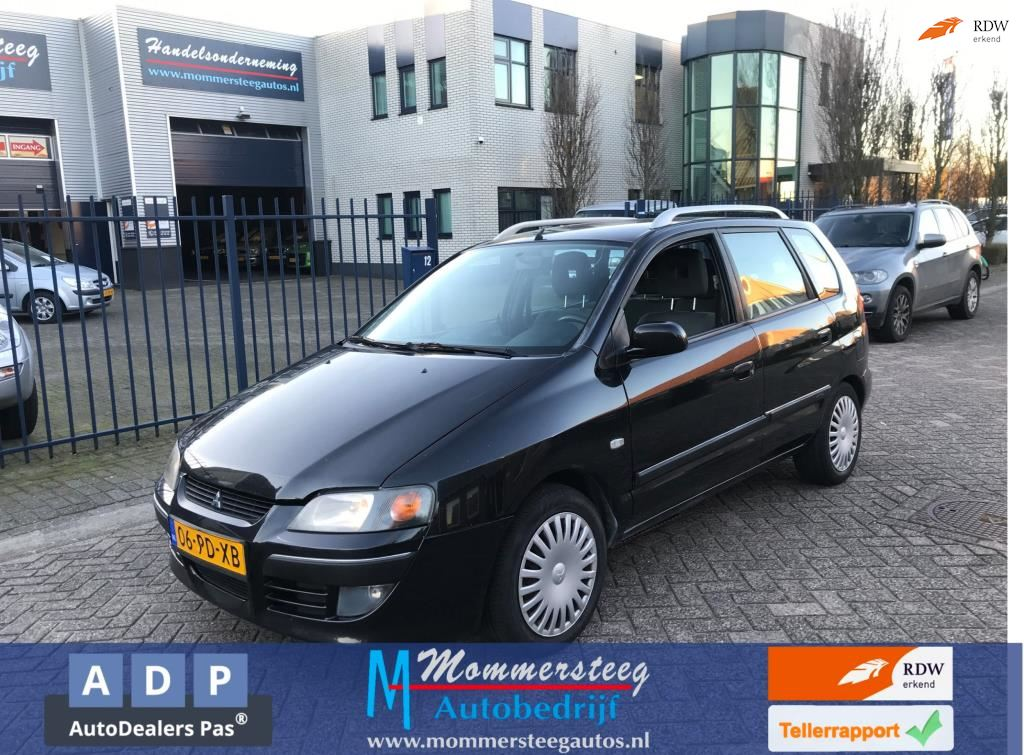 Mitsubishi Space Star occasion - Mommersteeg Auto's