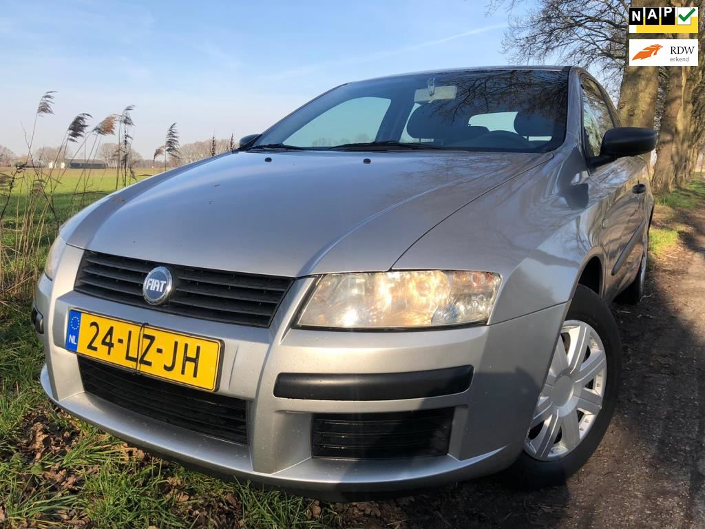 Fiat Stilo occasion - Van der Made Auto's