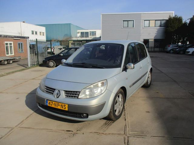 Renault Scénic 2.0-16V Privilège Luxe Automaat