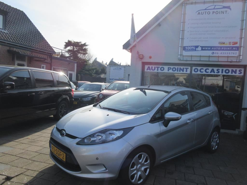 Ford Fiesta occasion - Auto Point