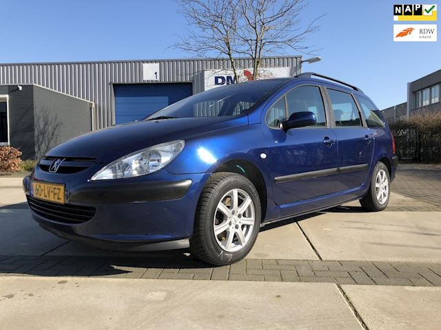 Peugeot 307 Break 1.6-16V XS *CLIMA/NAP*