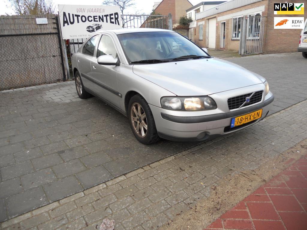 Volvo S60 occasion - Autocenter Van Haaren
