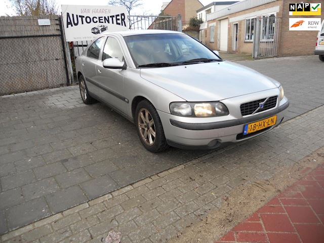 Volvo S60 Automaat  S60 automaat navigatie airco yong timer