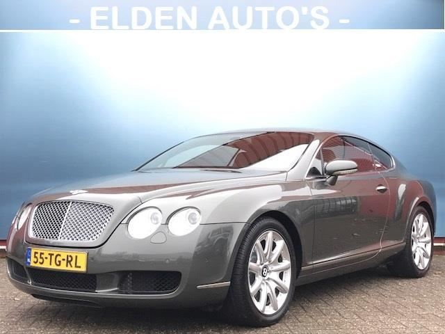 Bentley Continental GT occasion - Eldenauto's