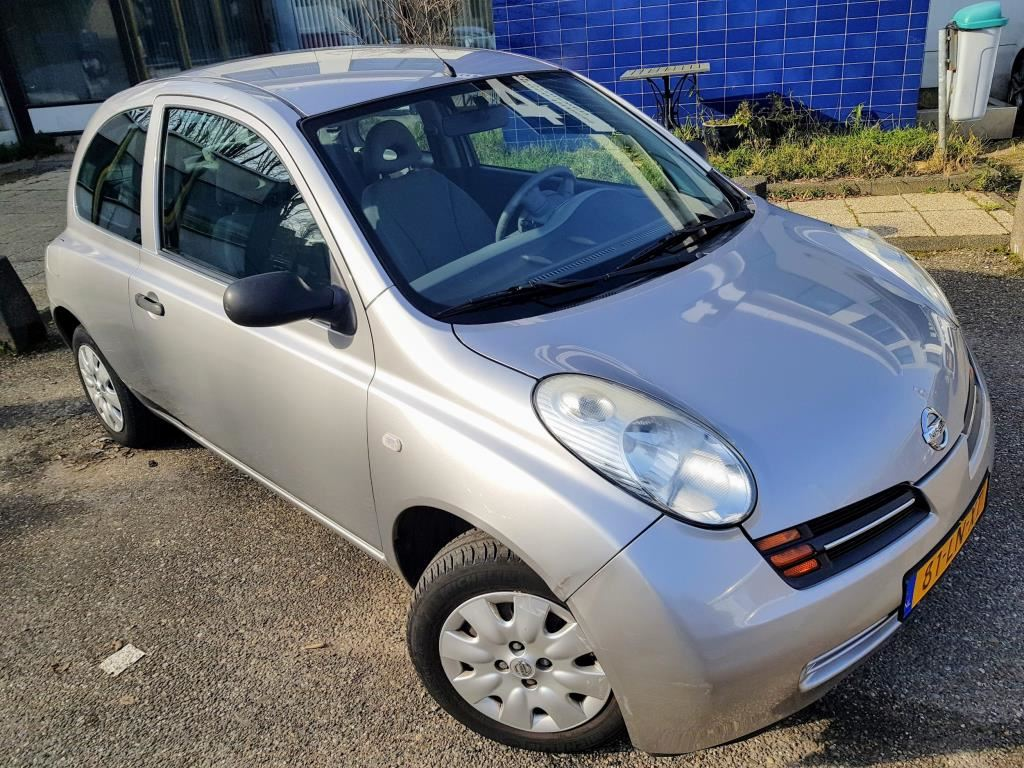 Nissan Micra occasion - Wind Cars