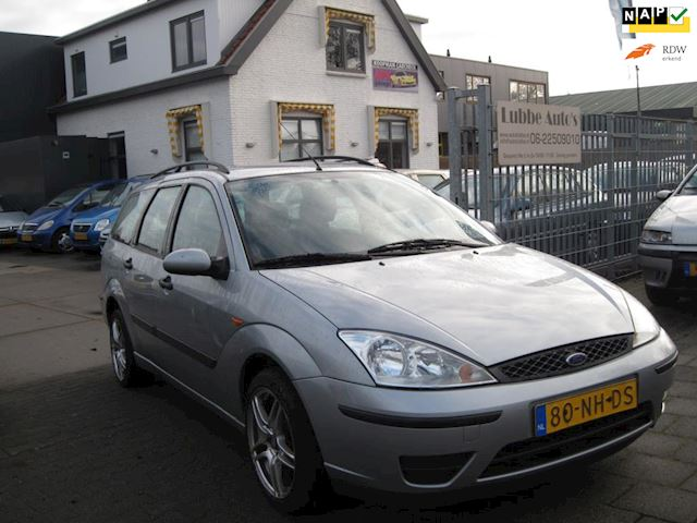 Ford Focus Wagon 1.6-16V Cool Edition airco elek pak nap apk