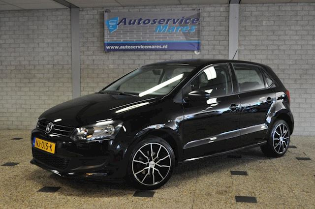 "Volkswagen Polo 1.2 Easyline Airco, 5 drs, 15""LM"