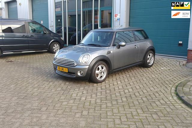 Mini Mini 1.4 One Anniversary Business