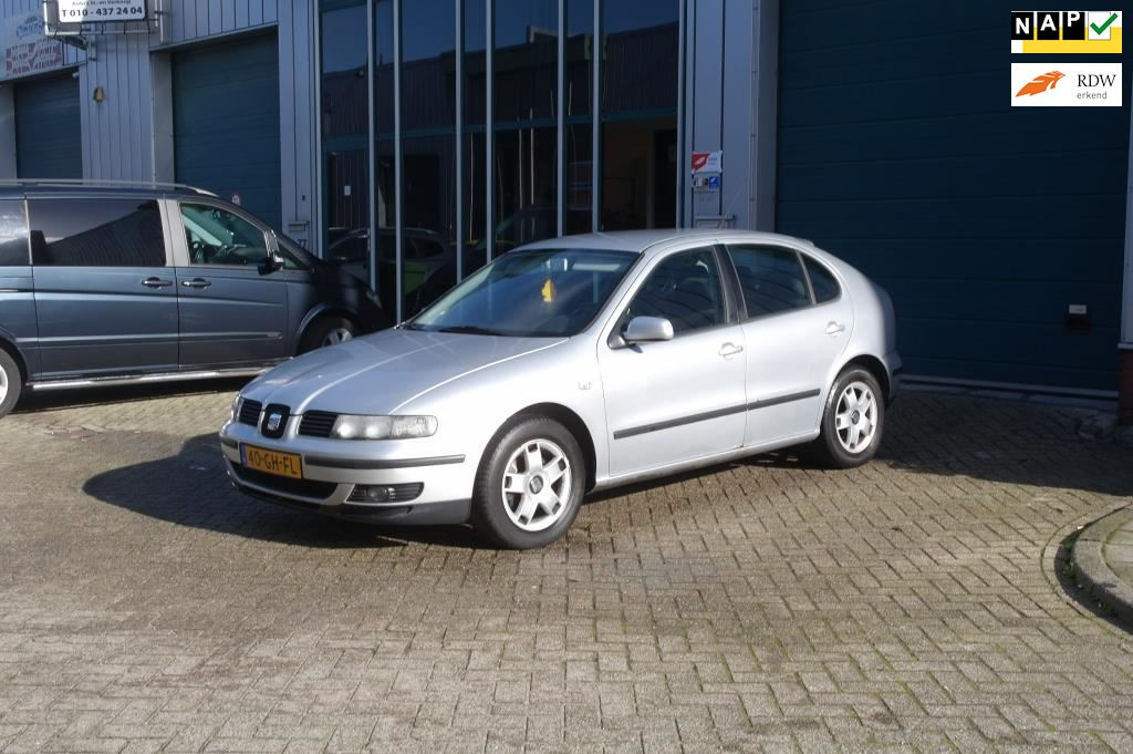Seat Leon occasion - Wolters Autohandel