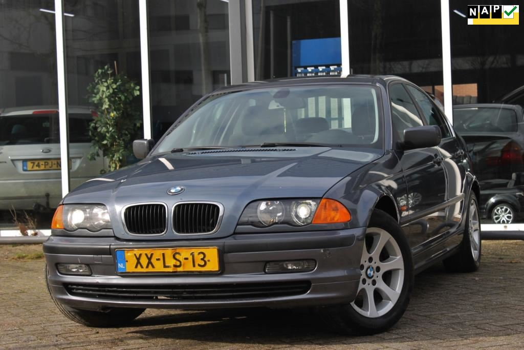 BMW 3-serie occasion - HAS Auto's