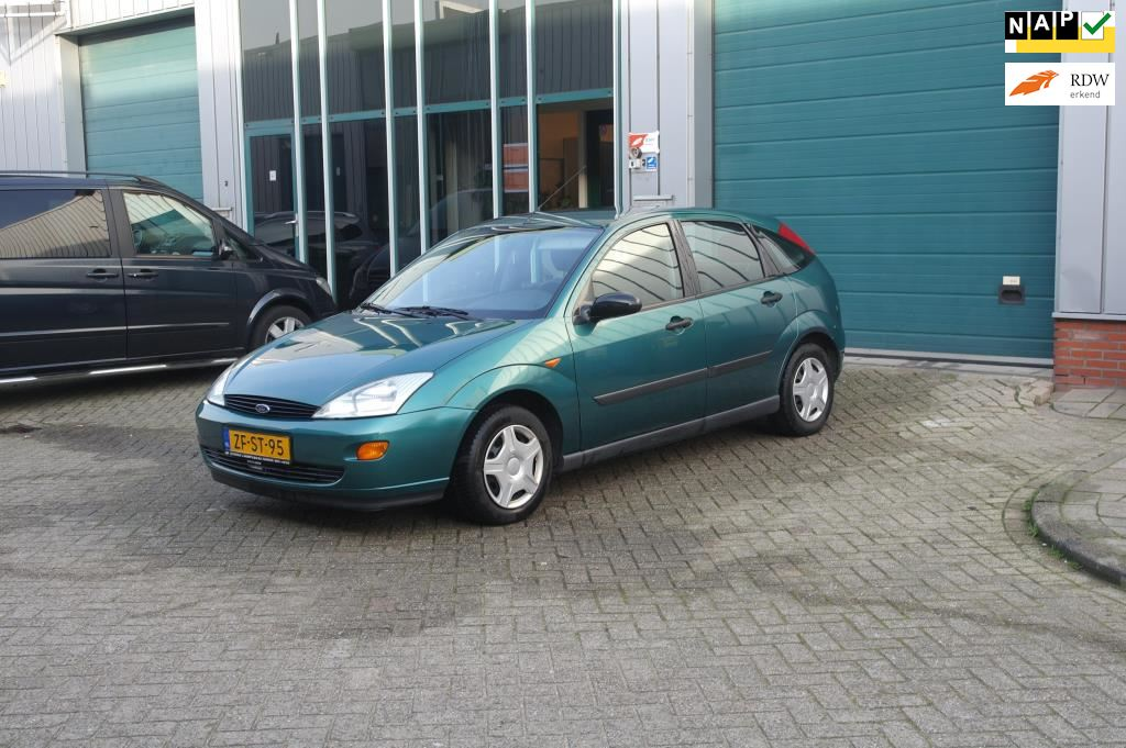 Ford Focus occasion - Wolters Autohandel