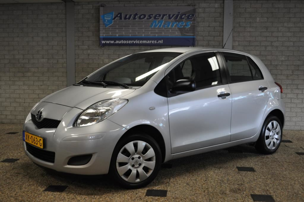 Toyota Yaris occasion - Autoservice Mares