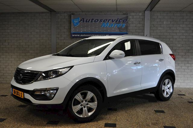 Kia Sportage 1.6 GDI Plus Pack Cruise,ECC. dealer onderhouden