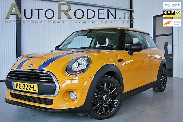 Mini Mini 1.2 One Salt Business AirCo/ Navi/ Cruise