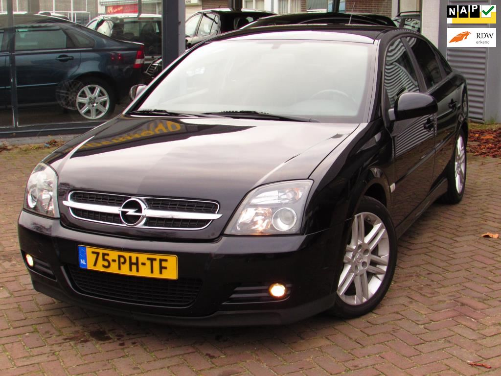 Opel Vectra GTS occasion - D&M Cars