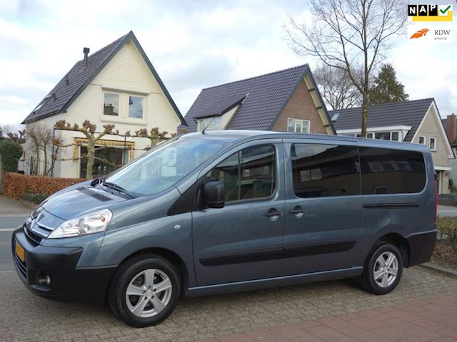 Citroen Jumpy 12 2.0 HDIF L2 H1 DC dubbel cabine MARGE !!