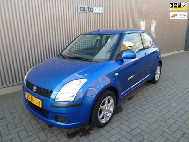 Suzuki Swift occasion - Auto040