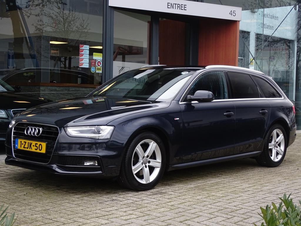 Audi A4 Avant occasion - Autobedrijf van Gorkum