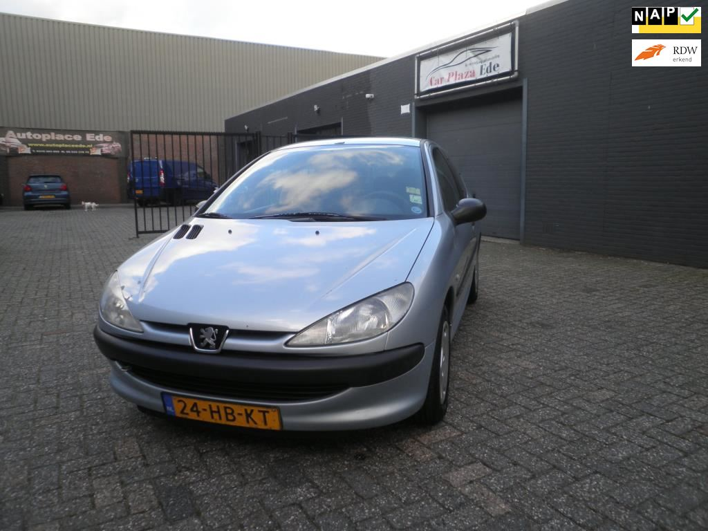Peugeot 206 occasion - Carplaza Ede