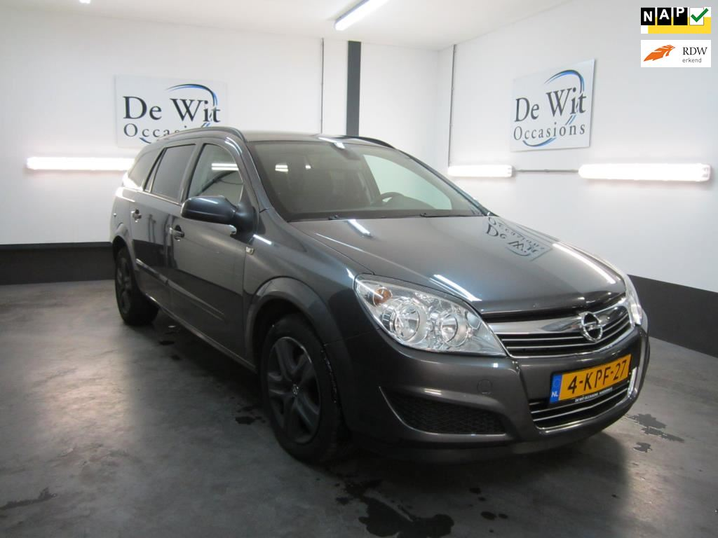 Opel Astra Wagon occasion - De Wit Occasions