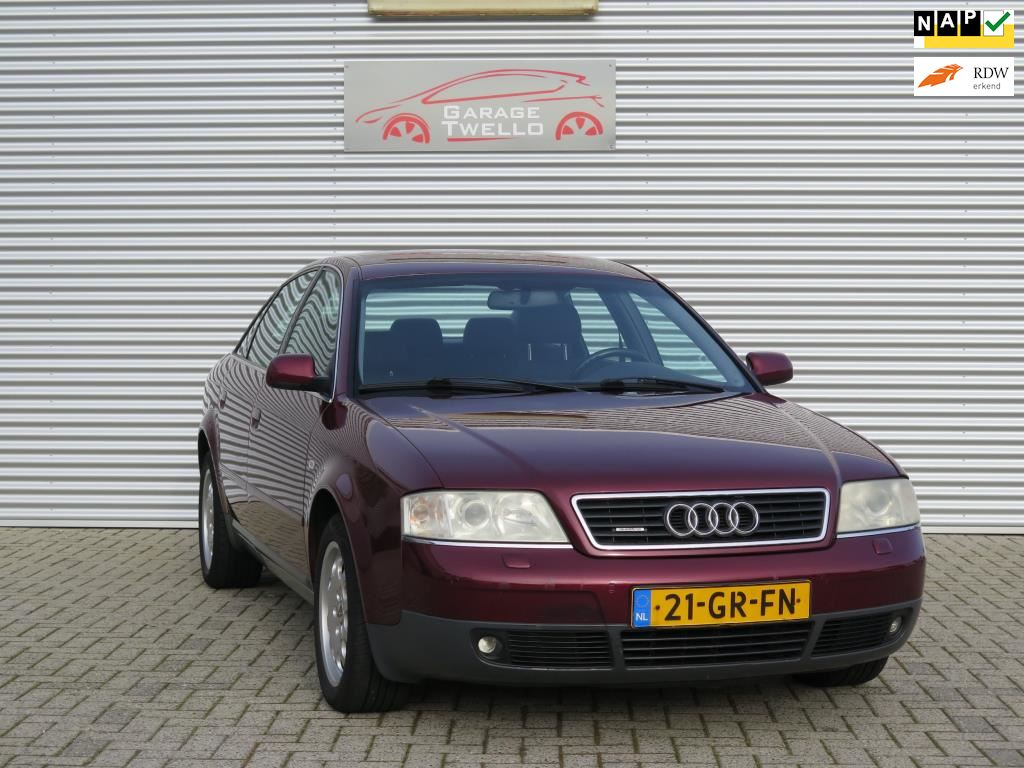Audi A6 occasion - Garage Twello