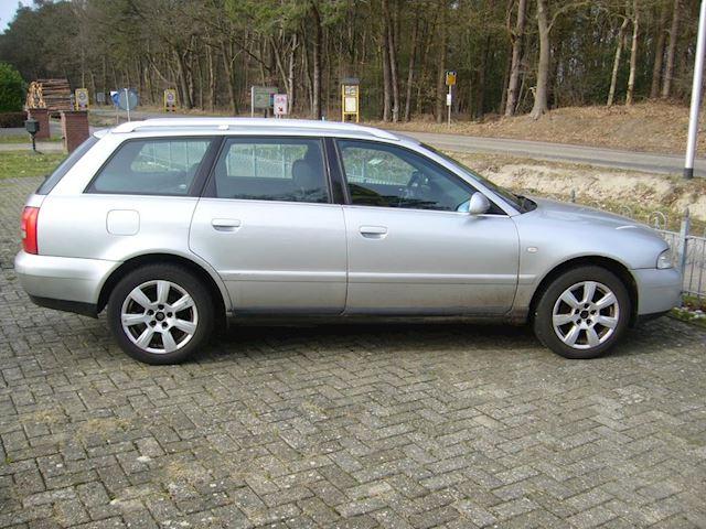 Audi A4 Avant occasion - Autobedrijf de Bruin