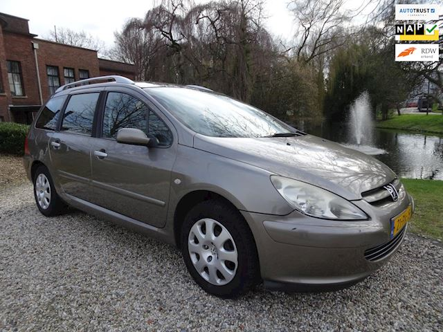 Peugeot 307 SW 1.6 16V Navtech AIRCO/cruise/PANORAMA *apk:08-2019*