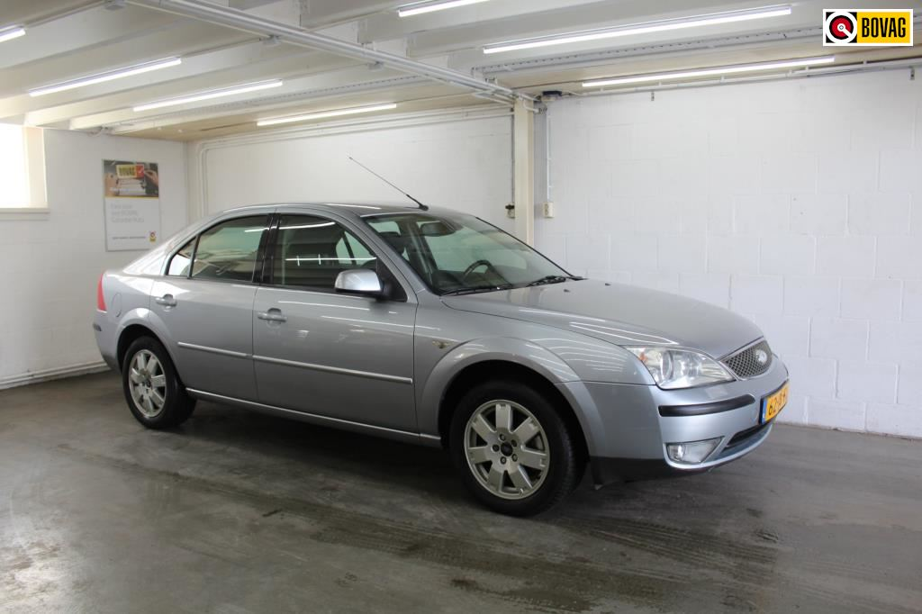 Ford Mondeo occasion - Auto Weis