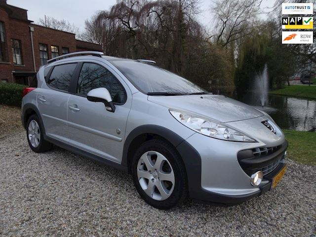 Peugeot 207 SW Outdoor 1.6 VTi XS AIRCO/cruise *apk:01-2020*